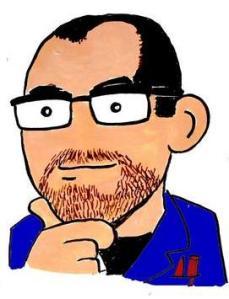 Our guest blogger, neuroscience teacher and Guardian writer - Dean Burnett